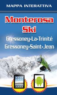 Monterosa Ski the slopes of Gressoney